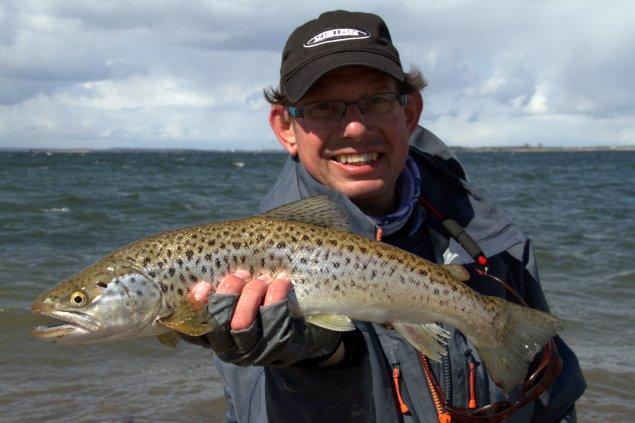 Bas sea trout